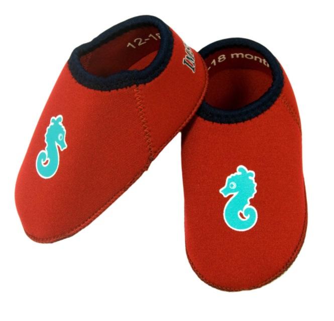 7e760090ba9 Boty do vody 18 - 24 měsíců (24 - 25) - červené. Boty do vody Imse vimse ...